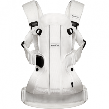 MOCHILA BABYBJORN WE AIR-BLANCO