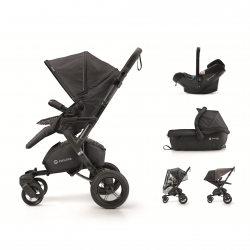 TRIO NEO TRAVEL SET CON HAMACA INCLUÍDA