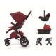 TRIO NEO TRAVEL SET-FLAMING RED