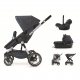 TRIO CAMINO MOBILITY SET-DEEP WATER BLUE
