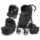 PEG PEREGO LUXE POP UP-LUXE BLUENIGHTBOOK 51 S WHITE BLACK