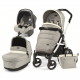 PEG PEREGO LUXE POP UP-LUXE OPALBOOK 51 S WHITE BLACK