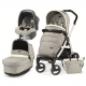 PEG PEREGO LUXE POP UP-LUXE OPALBOOK S WHITE BLACK