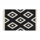 ALFOMBRA LORENA CANALS MESSY-DIAMANTES140 X 200