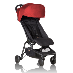 MOUNTAIN BUGGY NANO-RED