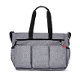 BOLSO SKIPHOP DOUBLE-HEATHER GREY