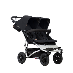 MOUNTAIN BUGGY DUET + CAPAZO GRATIS