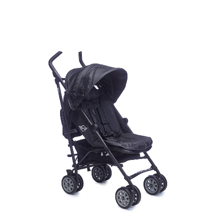 EASYWALKER MINI BUGGY XL-MIDNIGHT BLACK