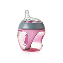 TAZA TOMMEE TIPPEE TRANSITION CUP-ROSA