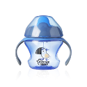 TAZA FIRST TRAINER EXPLORA 4M TOMMEE TIPPEE-AZUL