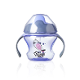 TAZA FIRST TRAINER EXPLORA 4M TOMMEE TIPPEE-MORADO