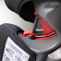 TAKATA MAXI ISOFIX-BLACKTIVE BLUE