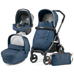 COCHECITO PEG PEREGO DENIM ELITE-BOOK 51 S JET