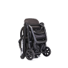 SILLA DE PASEO MINI BUGGY XS DE EASYWALKER-UNION JACK VINTAGE BLACK AND WHITE