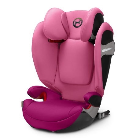 SILLA DE AUTO SOLUTION S FIX-PASSION PINK