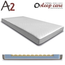 COLCHON CUNA SLEEP CARE S2 DE TREBOL