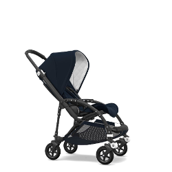 NUEVO DUO BUGABOO BEE 5 CLASSIC COLLECTION-AZUL MARINO COMPLETO NEGRO