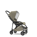 NUEVO DUO BUGABOO BEE 5 CLASSIC COLLECTION-TAUPE COMPLETO NEGRO