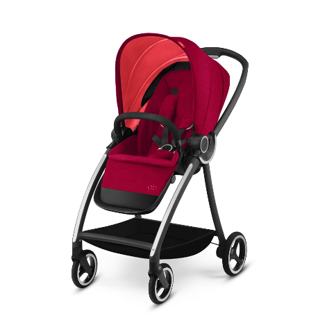 SILLA MARIS-CHERRY RED