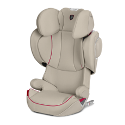 SILLA DE AUTO SOLUTION Z FIX SCUDERIA FERRARI-SILVER GREY