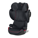 SILLA DE AUTO SOLUTION Z FIX SCUDERIA FERRARI-VICTORY BLACK