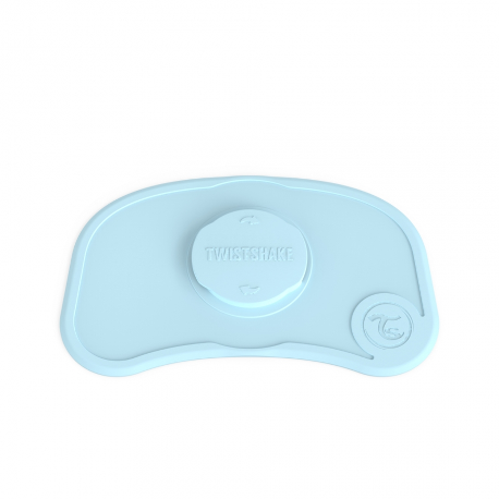 MANTEL CLICK MAT MINI DE TWISTSHAKE-BABY BLUE