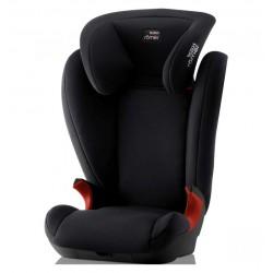 silla de coche  Kid ii britax römer cosmos black, negro con la carcasa en negro