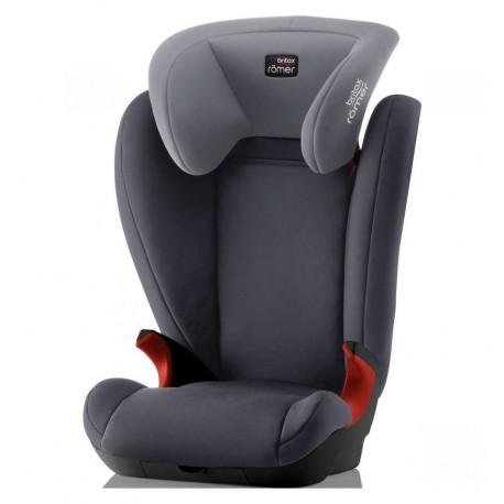 silla de coche  Kid ii britax roemer grupo 2 3 en color storm grey