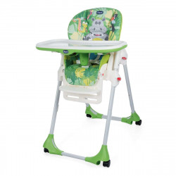 trona polly easy de chicco color happy jungle