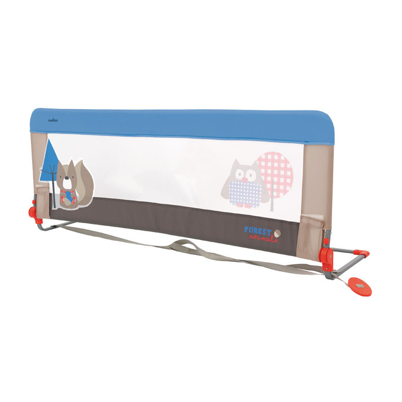 Barrera plegable cama 150 cm olmitos
