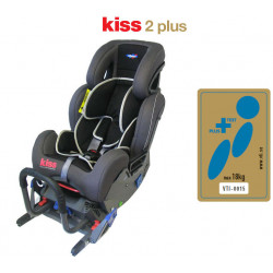 Silla de coche kiss 2 plus...