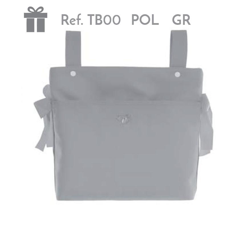 BOLSO TALEGA TB00 POL GRIS