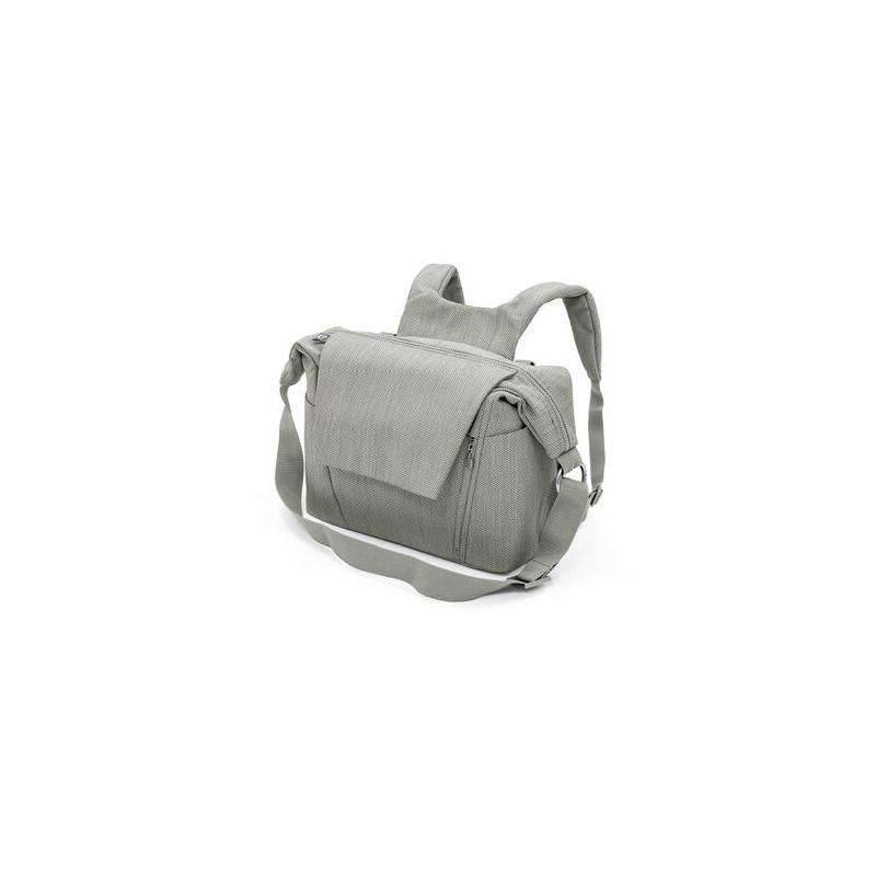 BOLSO CAMBIADOR STOKKE brushed grey