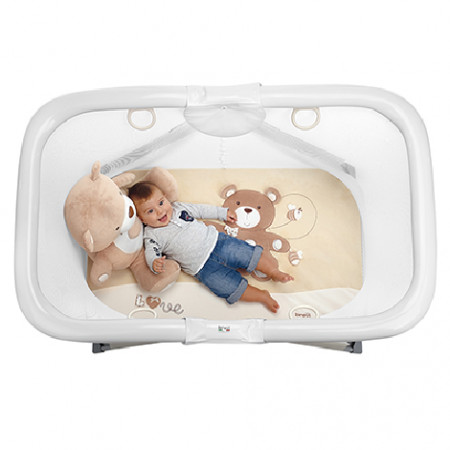 PARQUE SOFT & PLAY MY LITTLE BEAR BREVI