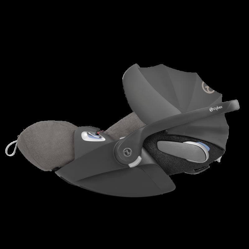 Cloud z i-size cybex soho grey plus