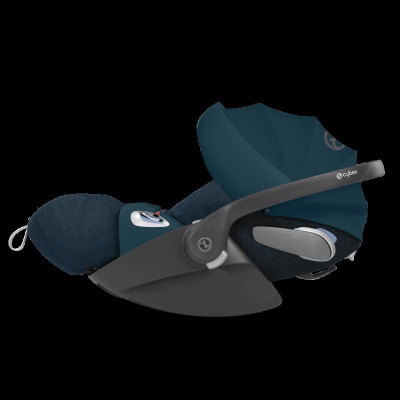 Cloud z i-size cybex  nautical blue