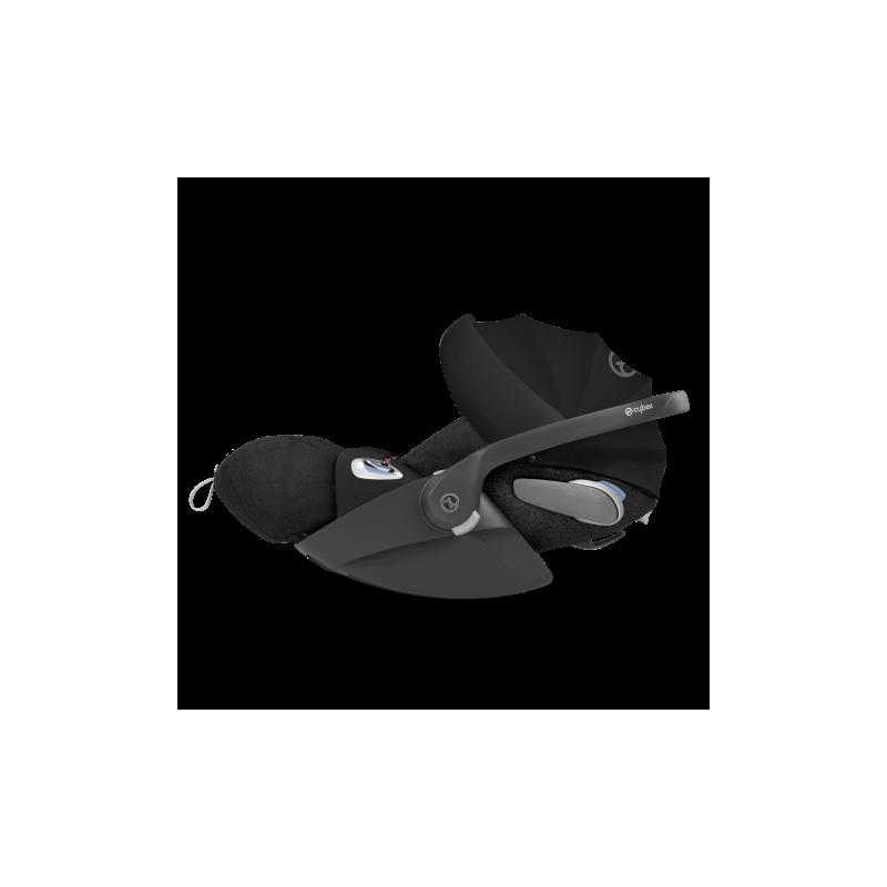 Cloud z i-size cybex deep black plus