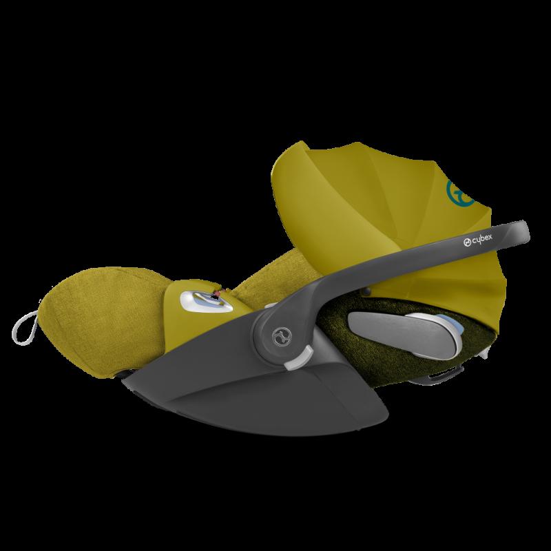 Cloud z i-size cybex  mustard yellow
