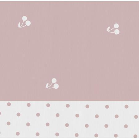 trama saco de dos usos coleccion emeli uzturre rosa empolvado