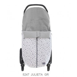 Saco silla julieta uzturre 5247 verano gris