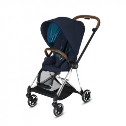 Silla paseo mios cybex nautical blue
