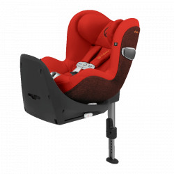 Sirona z i-size con base isofix (incluye sensorsafe) autumn gold