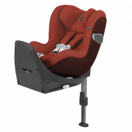 Sirona z i-size con base isofix (incluye sensorsafe) autumn gold plus