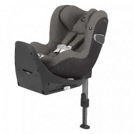 Sirona z i-size con base isofix (incluye sensorsafe) soho grey plus