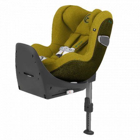 Sirona z i-size con base isofix (incluye sensorsafe)musturd yellow plus