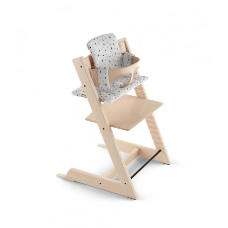 Cojin tripp trapp stokke white mountains con abyset color natural