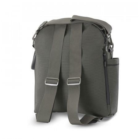 bolso adventure bag para aptica xt inglesina sequoia green, verde oliva