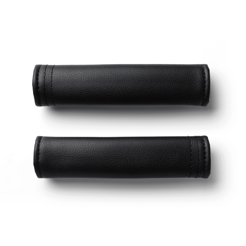 Bugaboo Bee 5 fundas de manillar en piel sintética negra