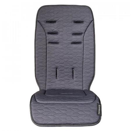 Colchoneta reversible de la marca UppaBaby en el modelo Reed. Lado tejido cozy knit