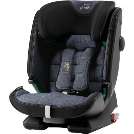 silla de coche advansafix IV i-size britax roemer en el color blue marble